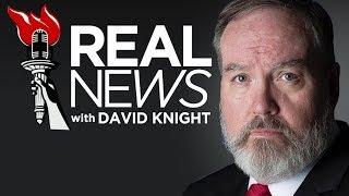 LIVE 🗽 REAL NEWS with David Knight ► Alex Jones Infowars Stream One