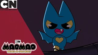MaoMao: Heroes of Pure Heart | What Will Mao Mao Do? | Cartoon Network UK