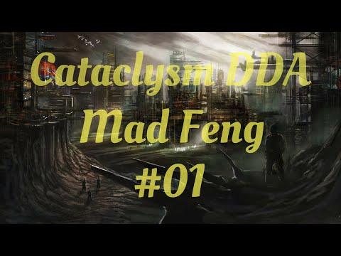 Cataclysm: DDA 0.C - Mad Feng 01