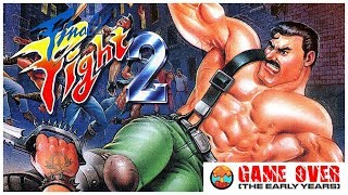 Game Over: Final Fight 2 (Super NES) - Defunct Games