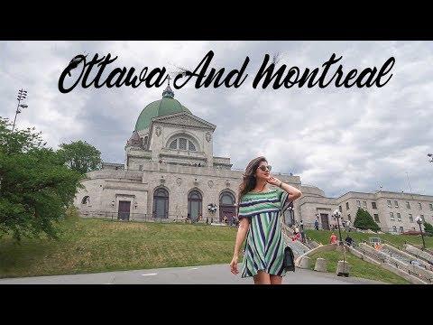 Ottawa & Montreal | Canada Series