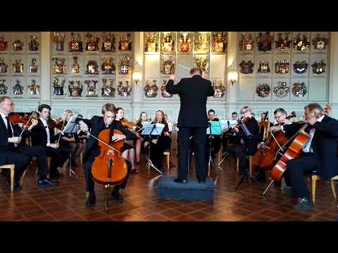 Daniel Schultz, Edward Elgar Cello Consert