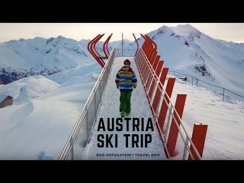 Ski trip to Bad Hofgastein | Austria | Travel Edit