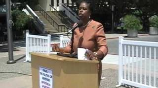 Investing in Apartheid: 6.8 MILLION U.S. TAX DOLLARS A DAY with Cynthia McKinney Part 5