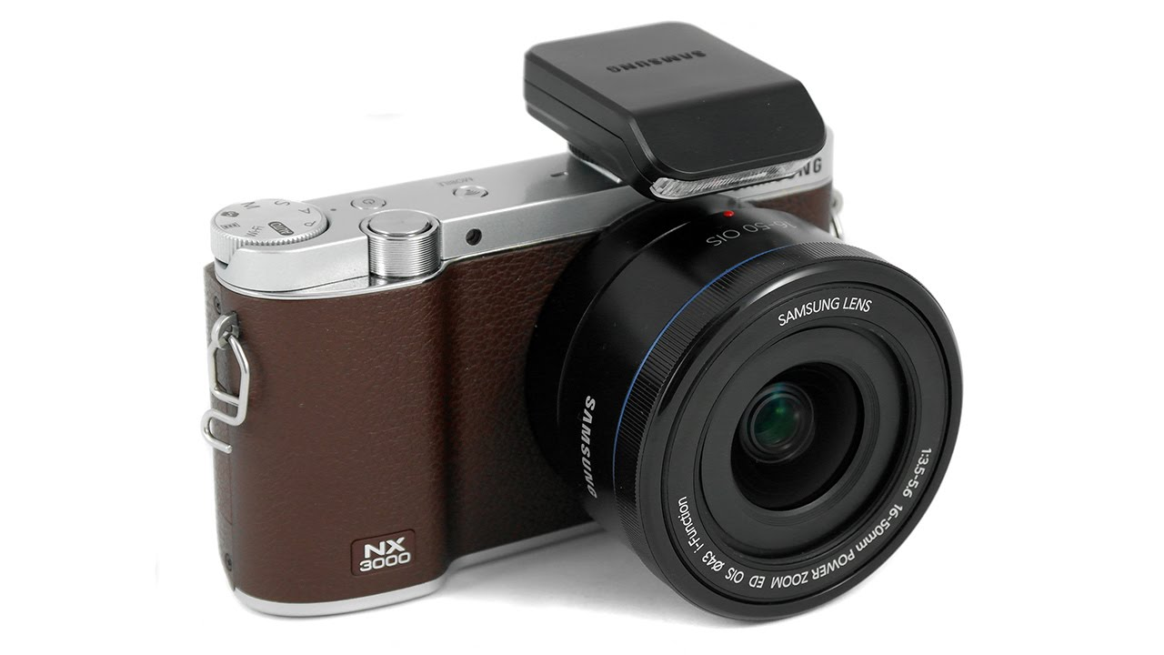 Samsung NX3000 Camera Drivers Download
