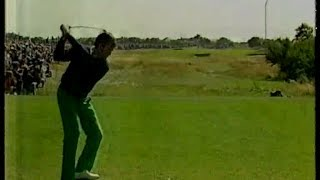 Seve Ballesteros The Open 1988  2nd Day