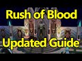 Updated Rush of Blood Guide