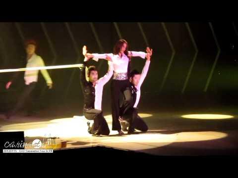 [fancam]120115 YoonA solo - 4 Minutes - Girls' Generation Tour in HK