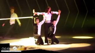[fancam]120115 YoonA solo - 4 Minutes - Girls