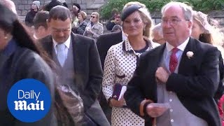 She is one of the many celebrities gathered in Windsor ahead of Pri...
