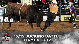 Nampa Invitational 15/15 Bucking Battle | 2012