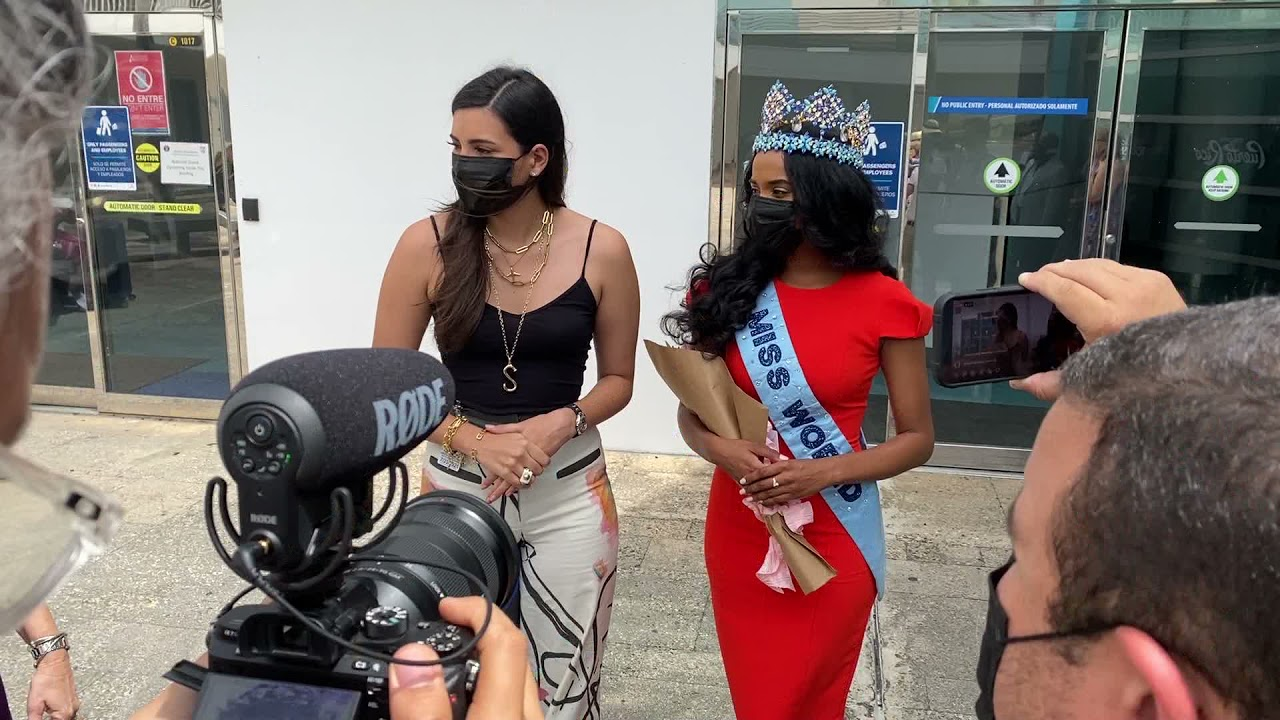 Miss World in Puerto Rico