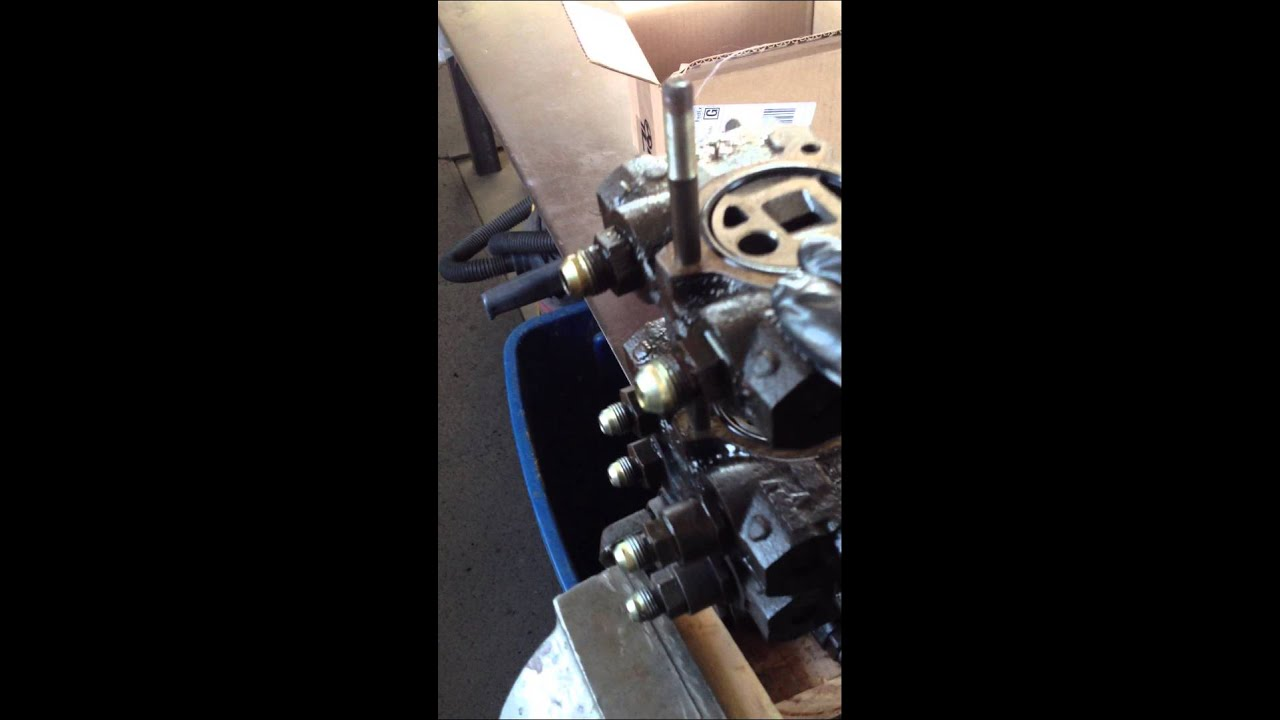 medium resolution of jerr dan rollback hydraulic valve body reassembly