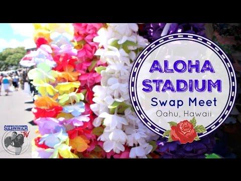 ALOHA STADIUM SWAP MEET | Oahu, Hawaii