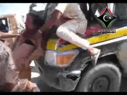 مقتل القذافي -هذا مصير كل الطغاة
