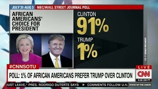Will Trump's pitch to African American voters work?