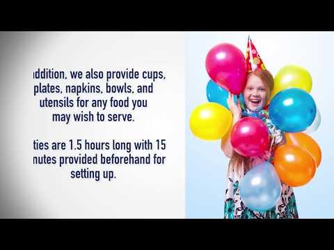 PE 101 Kids Gym | Birthday Parties | Omaha, NE
