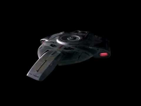 Star Trek: USS Defiant Ambient Ship Noise for 12 Hours