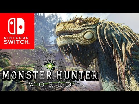 Should Monster Hunter: World Have Been on Nintendo Switch?