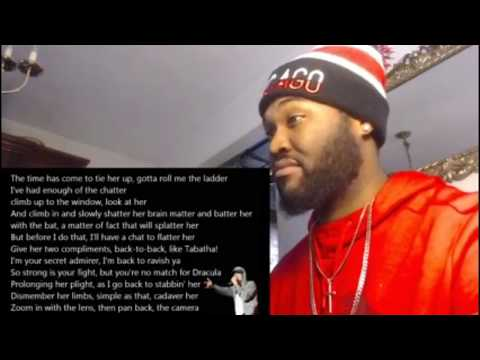 Eminem - Music Box lyrics - REACTION