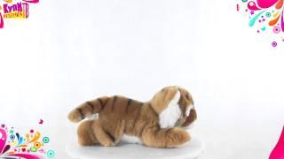 Мягкая игрушка  Тигр 25 см  10 264(