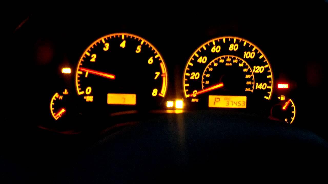 Toyota Camry Check Engine Light Blinking Www Lightneasy Net