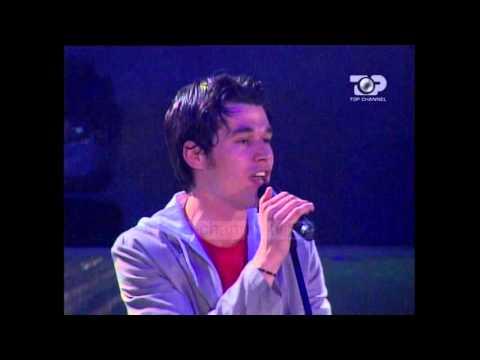 Alban Skenderaj - Vetem Ty, 17 Prill 2005 - Top Fest 2 Finale
