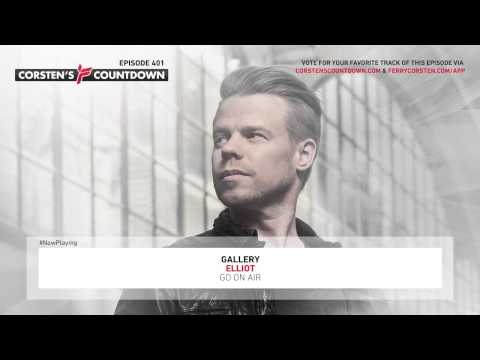 Corsten's Countdown #401 - Official Podcast HD