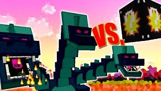 HYDRA VS. SUPER LUCKY BLOCK (MINECRAFT LUCKY BLOCK CHALLENGE)