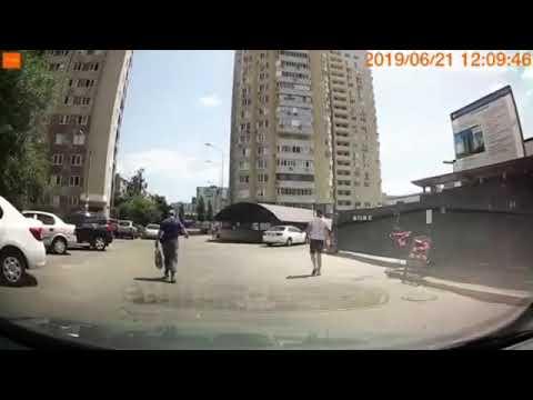 Киев. Что не так на видео?