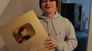 So YouTube Sent Me A Very Large Package...