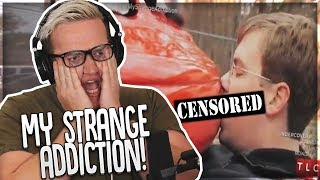 FALLING IN *LOVE* WITH HIS CAR! - REACTING TO MY STRANGE ADDICTION
