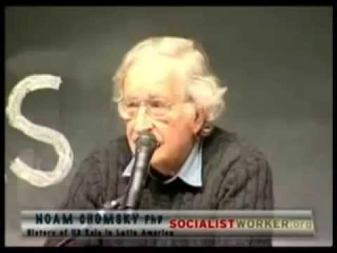 Noam Chomsky  Prospects for Latin American Independence