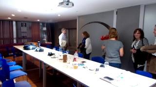 REUNION PRE VIAJE COLORES DE EUROPA 10/05 - TC JAVIER PESCHIUTTA
