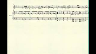 Skyfall - Adele (James Bond Skyfall Theme) + Sheet Music