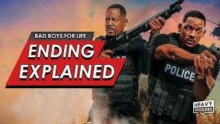 BAD BOYS FOR LIFE: Ending Explained + Mid Credits Scene Breakdown | SPOILER REVIEW & BAD BOYS 4 NEWS