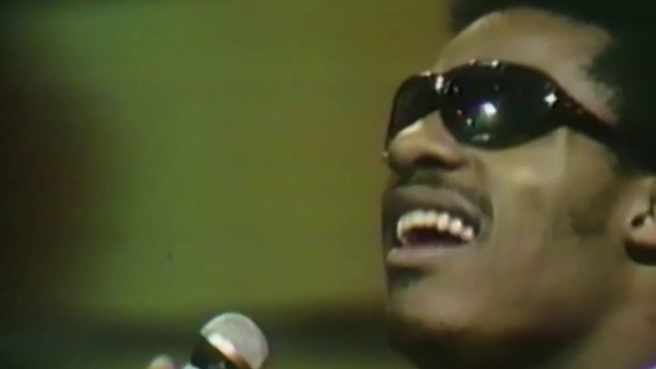 Black History Month #4 Stevie Wonder