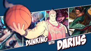 Repeat youtube video Dunking With Darius | Support The Darius