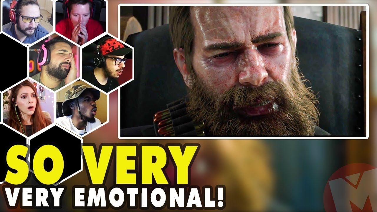 Gamers Reactions To Sadly Finding Out About Arthur Morgan Condition | Mixed Reactions