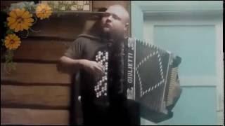 Metsäkukkia, Russian traditional song, Venäläinen kansanlaulu, России традиционная песня, accordion