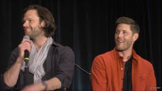 VegasCon 2019 Jared Padalecki and Jensen Ackles MAIN FULL Panel Supernatural