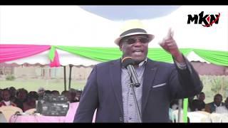 MUTHAMA TO KALONZO:'I WILL NEVER OPPOSE YOU!'UKAMBANI POLITICS!