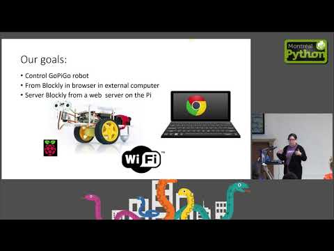Multiprocessing: how to run Blockly generated code in Python - Nicole Parrot
