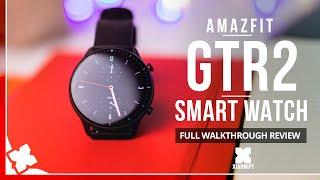Amazfit GTR2 - full walkthrough review [Xiaomify]