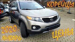 Кроссоверы и внедорожники Hyundai и Kia.