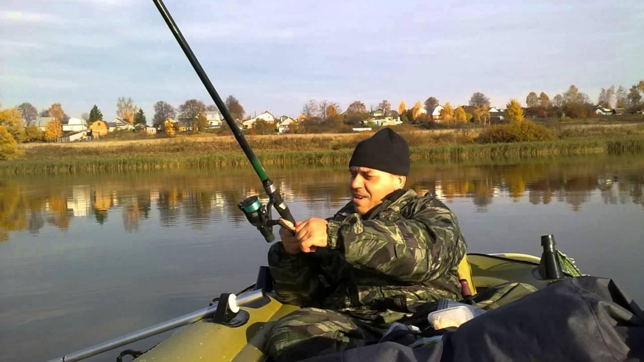 рыбалка в подмосковье на озере круглом