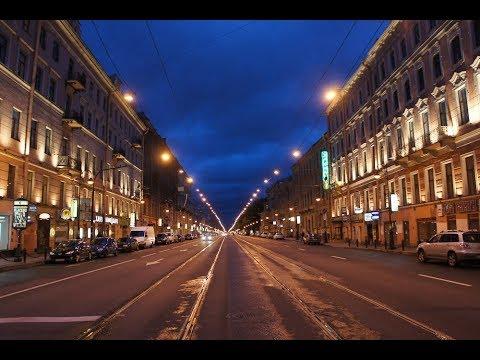 Литейный проспект, Загородный и Владимирский проспект полностью в Санкт-Петербурге