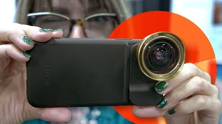 Shooting your video just got easier: Check out this iPhone camera case