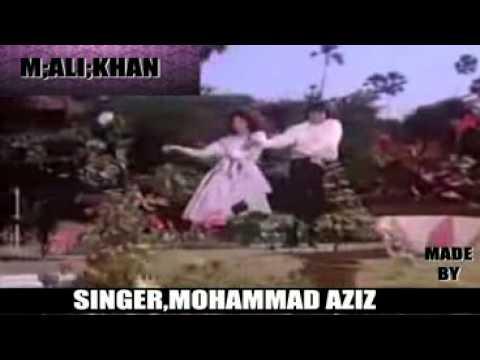 AAJ PYAR HO JANE DE(Singers.Mohd Aziz, Anuradha Paudwal)