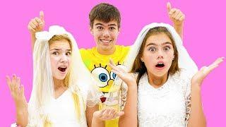 Nastya và Maggie -  một câu chuyện cho trẻ em về cô dâu